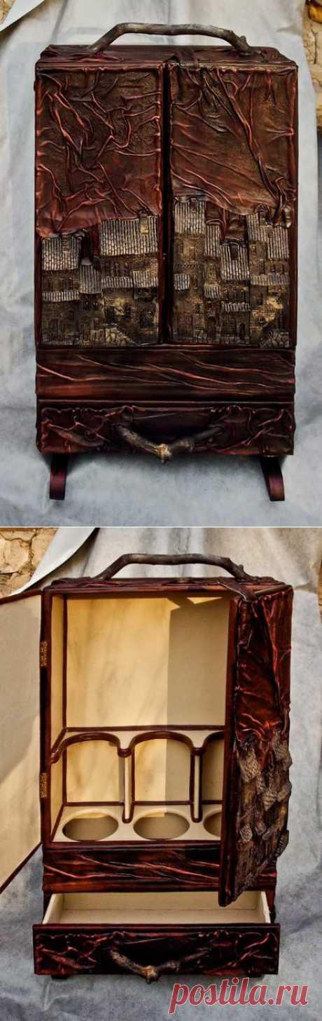 Погребок для вина - Ярмарка Мастеров - ручная работа, handmade