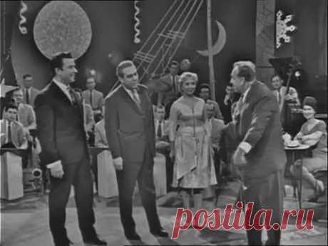 Голубой Огонек 1963 (отрывок): Всероссийская Творческая Мастерская Эстрадного Искусства