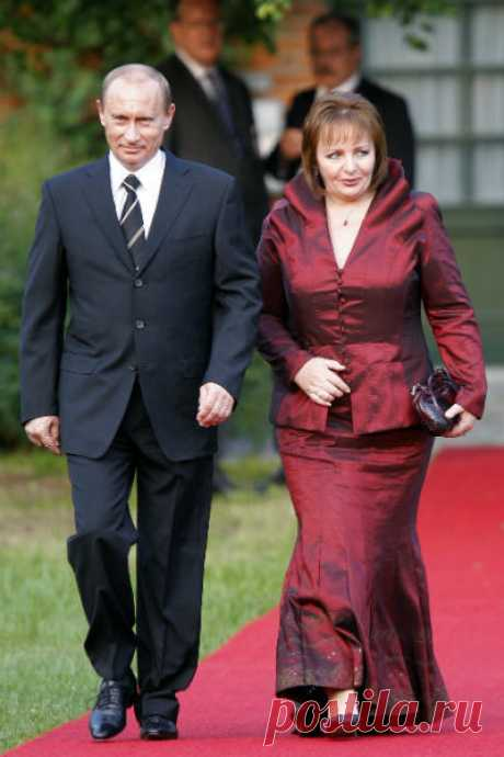 Личная жизнь президента | StarHit.ru