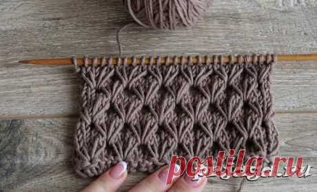 Узоры вязания спицами - Результаты из #60