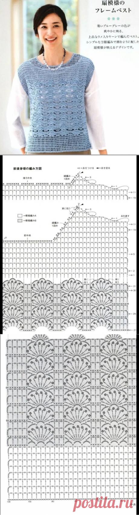 Летние фантазии крючком. Идеи для вязания со схемами. | Волшебный клубочек! | Яндекс Дзен