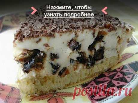 Как приготовить торт нежное облако - рецепт, ингридиенты и фотографии