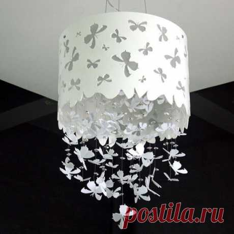 Butterflies. Ideas of a decor