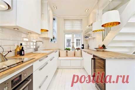 Квартира 92 м² в классическом стиле в Осло
