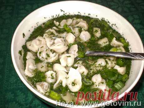 Къашык-аш (суп с пельменями)   Къашыкъ аш (ложечный суп) - знаменитый крымскотатарский суп с пельменями. И да, дорогие девушки, не забываем - у хорошей хозяйки должно помещаться не менее 12 пельмешек на ложку.  для мясного бульон…