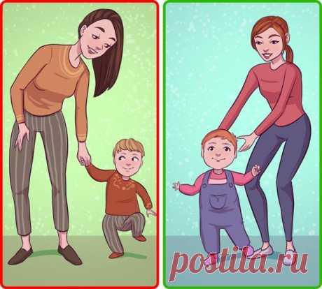 Детский массажист назвал 8 ошибок, которые совершает большинство родителей   Люблю Себя