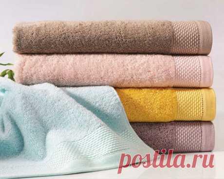 Возвращаем мягкость махровым полотенцам | ЛОВИ ЛАЙФХАК | Яндекс Дзен