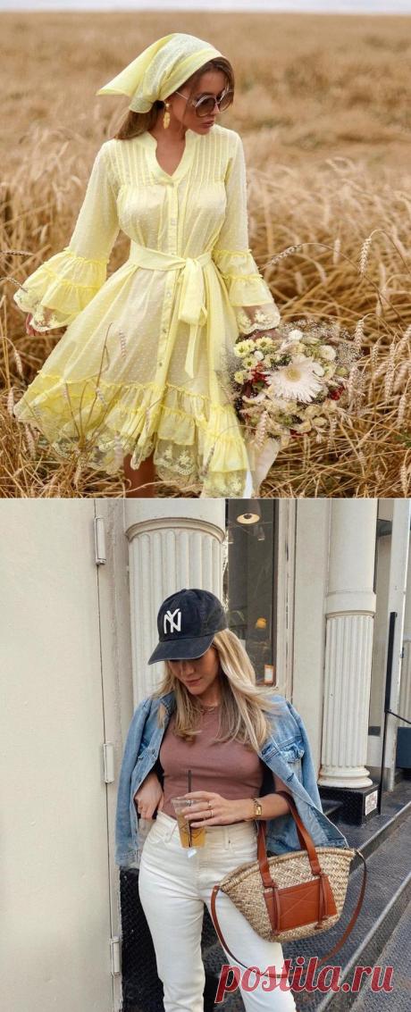 Модные головные уборы весна-лето