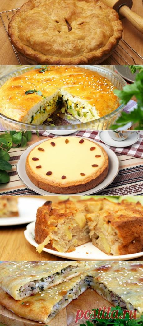Тесто на КЕФИРЕ для пирогов - лучшие рецепты основы для вкусной домашней выпечки.