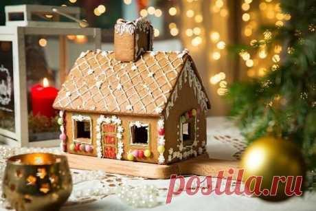 Пряничный домик своими руками - 5 рецептов с пошаговыми фото, как сделать Одним своим присутствием на праздничном столе пряничный домик создает ощущение новогодней сказки. Рассказываем 5 вкусных пошаговых рецептов, как сделать пряничный домик своими руками!