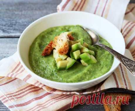 Суп из авокадо — Sloosh – кулинарные рецепты