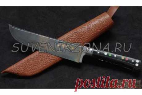 Купить узбекский нож ручной работы «Чуст»