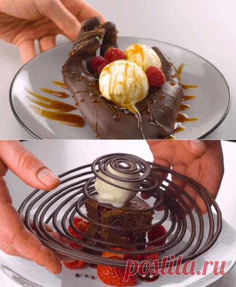Игры с шоколадом, где рукоделия больше, чем кулинарии — DIYIdeas
