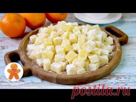 Самый Простой Рецепт Домашнего Лукума от Турецкой Хозяйки