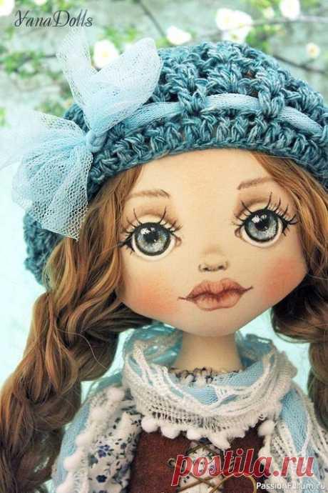 Общие советы для  шитья  любой текстильной куклы  (взяты из интернета, автор неизвестен) Общие советы для  шитья  любой текстильной куклы (для начинающих и не только…) Материал для тела кукол:В интернет-магазинах сейчас можно найти уже окрашенный импортный хлопок для тельца куклы разных оттенков, от светлого до интенсивно «за- горелого». - Лён. Можно попробовать...