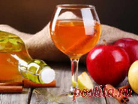 """Яблочное вино """"Золотой вкус"""" или как приготовить сидр дома"""