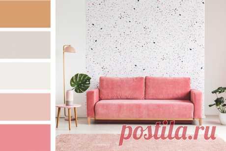 Как сочетать цвета в интерьре?   flqu.ru - квартирный вопрос. Блог о дизайне, ремонте
