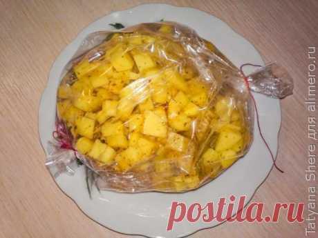 👌 Картошка в микроволновке в пакете, рецепты с фото