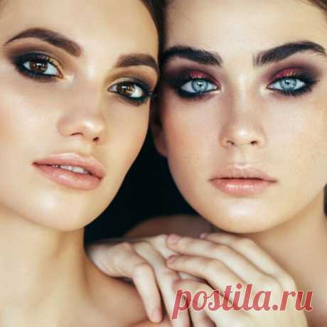 Как сделать цвет глаз ярче с помощью макияжа: 6 мейкап-средств и фото инструкция