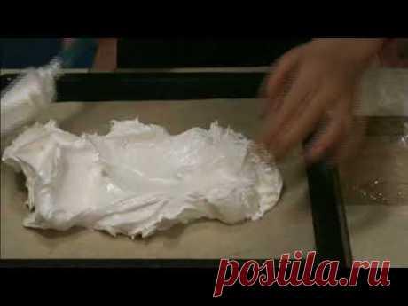 Как я делаю БЕЗЕ и собираем торт иней