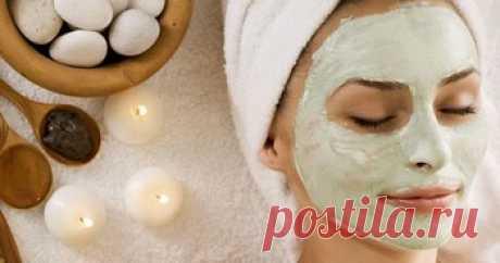 Омолаживающие маски для лица и способы омоложения кожи в домашних условиях