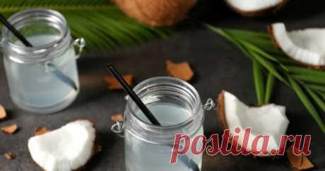 Польза кокосовой воды для здоровья Согласно рекомендациям диетологов и врачей, вы должны выпивать не менее 2 литров жидкости ежедневно. В отличие от популярных напитков, кокосовая вода содержит мало калорий и богата электролитами, которые прекрасно поддерживают работу нервной системы. Кокосовую воду часто путают с кокосовым...