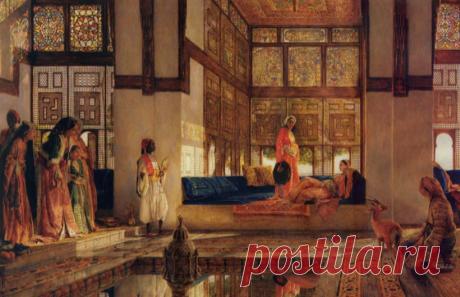 Как жили женщины в восточных гаремах, или о чем не рассказывают романтические фильмы