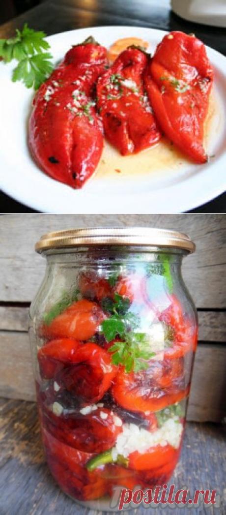 Как обжарить перец. Перец жареный с чесноком – консервация любимого летнего блюда