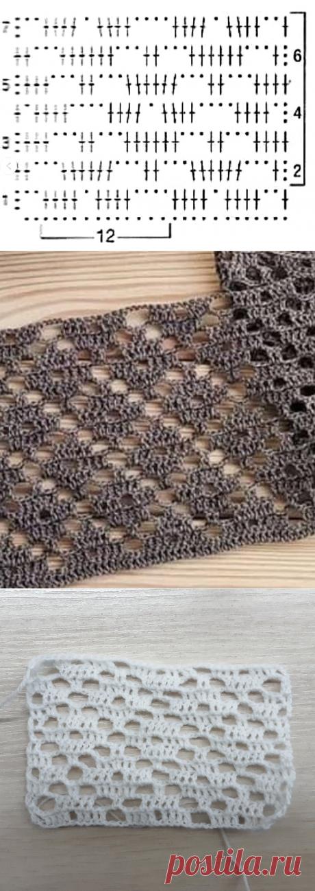 А что, если связать штору в стиле кантри? Узор для шторы | Вязание-блог | Яндекс Дзен