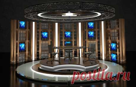 3d Virtual TV Studio Sets.   3d Virtual sets that are required for any modern show for TV channels   Professional 3D models ready to be used in CG projects, film and video production, animation, visualizations, games, VR/AR, and others. Assets are available for download in many industry-accepted formats including MAX, OBJ, FBX, 3DS, STL, C4D, AEP, BLEND, MA, MB and other. If you're in search of