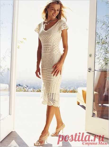 . Помогите со схемами платья - Вязание - Страна Мам