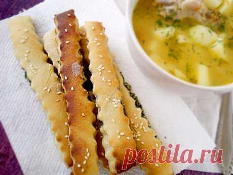 Отличная замена хлеба – сырные палочки с зеленью. Простой рецепт | Блоги о даче и огороде, рецептах, красоте и правильном питании, рыбалке, ремонте и интерьере