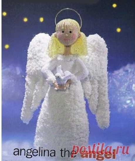 Рождественский ангел Апан Дарт