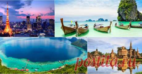 Fly California ✈ Thailand & Malaysia ✈ Japan ✈ California for only of $464 incl. taxes