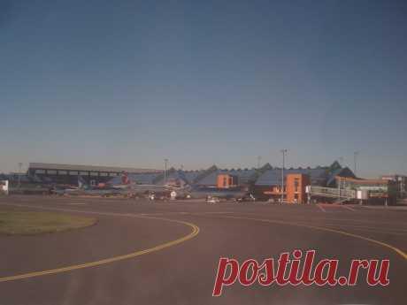 Аэропорт Таллинна
