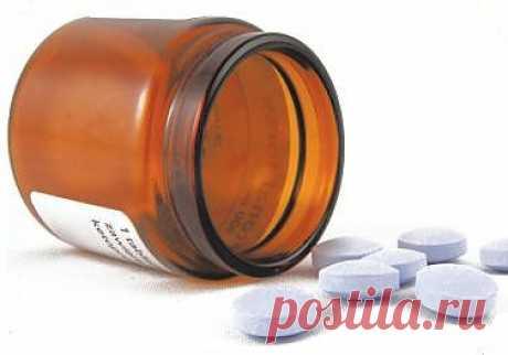 Аптечный аспирин уберёт все морщинки с вашего лица.
