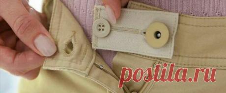 Изменение размера одежды / ВТОРАЯ УЛИЦА