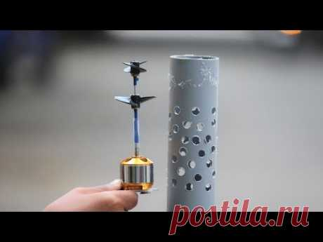 How to make a water pump | Powerful water pump - YouTube
