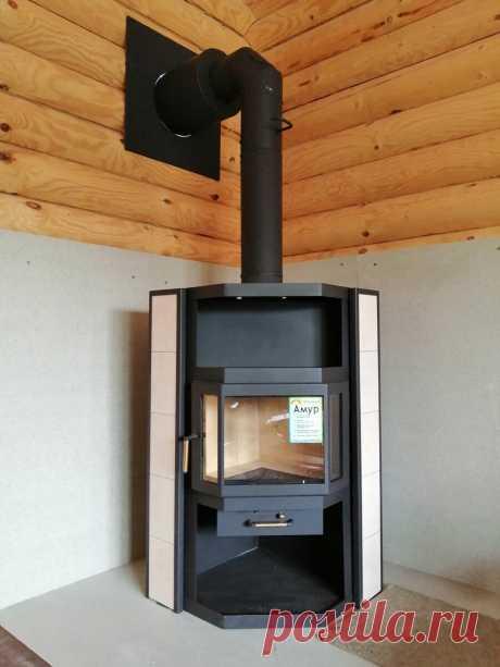 Выбираю печь в деревянный дачный дом: чтобы красиво и бюджетно | Даня на даче: строю и показываю! | Яндекс Дзен