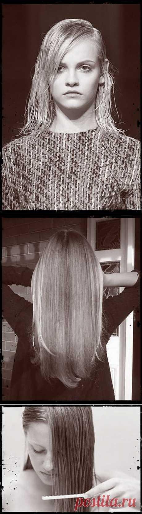 Почему волосы быстро пачкаются?