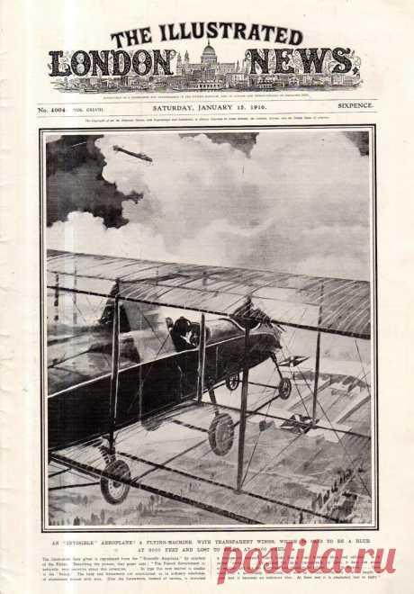 1916.01.15 - The Illustrated London News | Sovetika.ru - обложки старых журналов