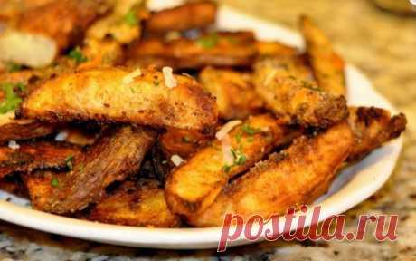 Улучшенный рецепт картофеля «Айдахо»