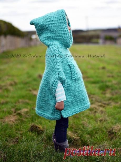 5 идей вязанной детской одежды | tanyarzh | Яндекс Дзен