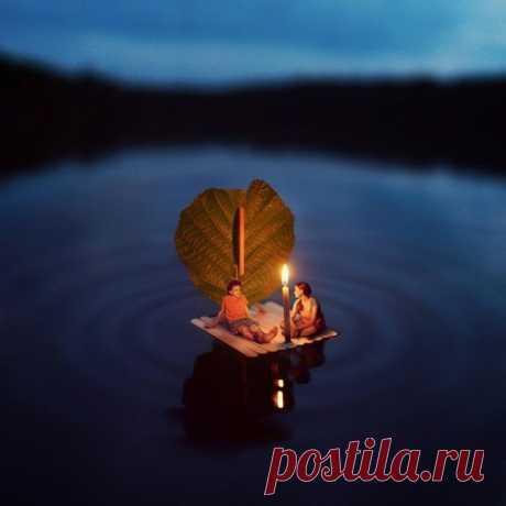 Мир сказок от 14-тилетнего фотографа