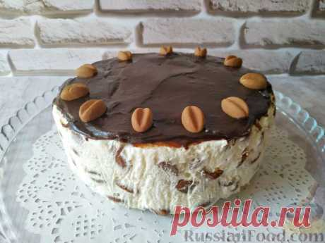Торт без выпечки - 30 простых рецептов приготовления