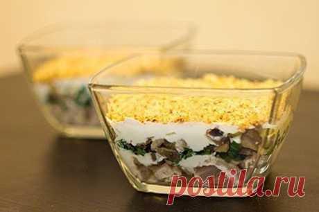 Как приготовить салат «сказка» - рецепт, ингридиенты и фотографии