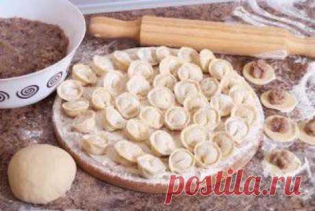 """Как приготовить домашние пельмени - """"Готовим вместе"""" - kabakova6052@mail.ru - Почта Mail.Ru"""
