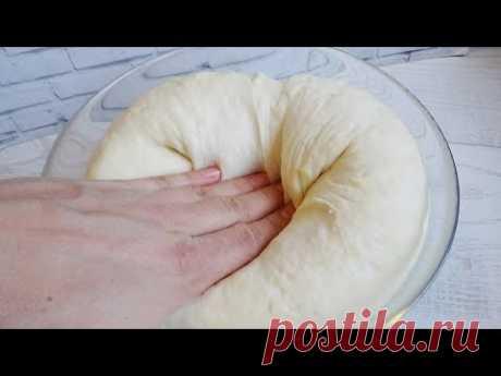 Волшебное Тесто!Секрет в одном продукте!Пирожки как ПУХ!!!Вы УДИВИТЕСЬ