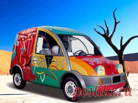 Самые уродливые автомобили | Pentad