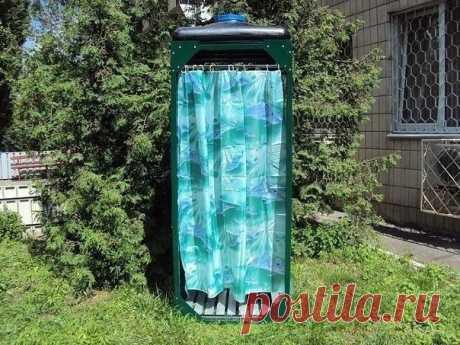 Как построить летний душ на даче своими руками. - Мужской журнал JK Men's Летний душ - одно из самых необходимых построек, без чего не обойдется ни одна благоустроенная дача. В жаркий летний период, находясь на даче отлично иметь летний душ, чтобы там освежиться.